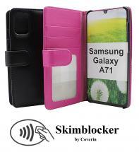 CoverInSkimblocker Plånboksfodral Samsung Galaxy A71 (A715F/DS)