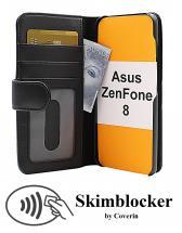 CoverInSkimblocker Plånboksfodral Asus ZenFone 8 (ZS590KS)