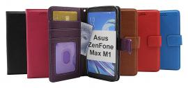 billigamobilskydd.seNew Standcase Wallet Asus ZenFone Max M1 (ZB555KL)