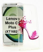 billigamobilskydd.seDesignskal TPU Lenovo Moto G5 Plus (XT1683)