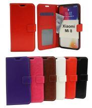 billigamobilskydd.seCrazy Horse Wallet Xiaomi Mi 8