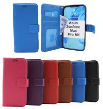 billigamobilskydd.seNew Standcase Wallet Asus Zenfone Max Pro M1 (ZB602KL)