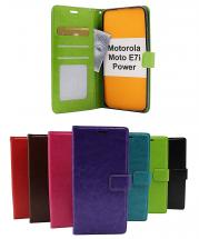 billigamobilskydd.seCrazy Horse Wallet Motorola Moto E7i Power