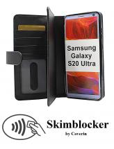 CoverInSkimblocker XL Wallet Samsung Galaxy S20 Ultra (G988B)