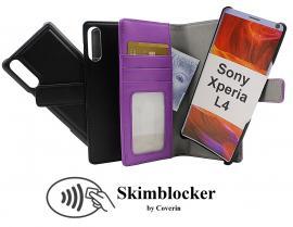 CoverInSkimblocker Magnet Fodral Sony Xperia L4