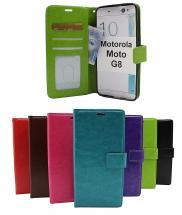 billigamobilskydd.seCrazy Horse Wallet Motorola Moto G8