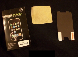 billigamobilskydd.seSamsung Galaxy W (i8150) skärmskydd
