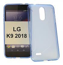 billigamobilskydd.seS-Line skal LG K9 2018 (LMX210)