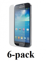 billigamobilskydd.seSamsung Galaxy S4 Mini skärmskydd 6-pack (i9195/i9190)