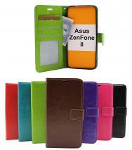 billigamobilskydd.seCrazy Horse Wallet Asus ZenFone 8 (ZS590KS)