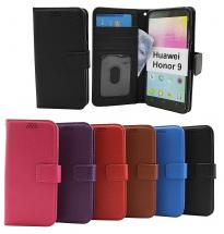 billigamobilskydd.seNew Standcase Wallet Huawei Honor 9 (STF-L09)
