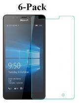 billigamobilskydd.se6-Pack Skärmskydd Microsoft Lumia 950