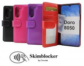 CoverInSkimblocker Plånboksfodral Doro 8050
