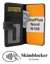 CoverInSkimblocker Plånboksfodral OnePlus Nord N100