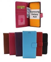 billigamobilskydd.seNew Standcase Wallet Samsung Galaxy A22 (SM-A225F/DS)