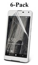 billigamobilskydd.se6-Pack Skärmskydd Microsoft Lumia 650