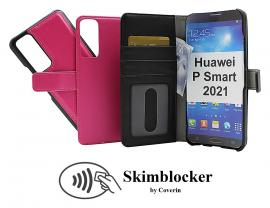 CoverInSkimblocker Magnet Fodral Huawei P Smart 2021