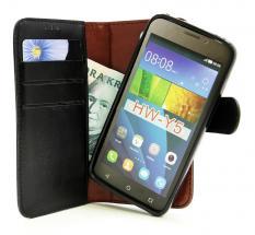 billigamobilskydd.seCrazy Horse Magnet Wallet Huawei Y5 (Y560)