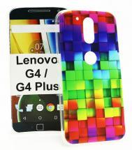 billigamobilskydd.seDesignskal TPU Lenovo Motorola Moto G4 / G4 Plus
