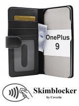 CoverInSkimblocker Plånboksfodral OnePlus 9