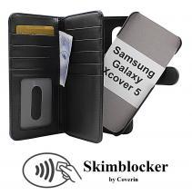 CoverInSkimblocker XL Magnet Fodral Samsung Galaxy Xcover 5 (SM-G525F)