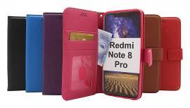 billigamobilskydd.seNew Standcase Wallet Xiaomi Redmi Note 8 Pro