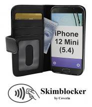 CoverInSkimblocker Plånboksfodral iPhone 12 Mini (5.4)