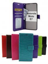 billigamobilskydd.seCrazy Horse Wallet Motorola Moto E7
