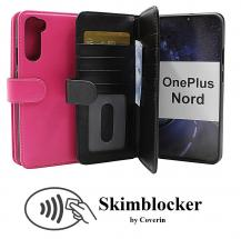 CoverInSkimblocker XL Wallet OnePlus Nord