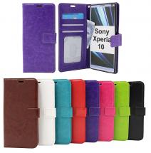 billigamobilskydd.seCrazy Horse Wallet Sony Xperia 10