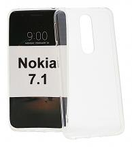 billigamobilskydd.seUltra Thin TPU Skal Nokia 7.1