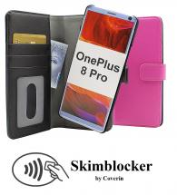 CoverInSkimblocker Magnet Fodral OnePlus 8 Pro