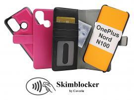 CoverInSkimblocker Magnet Fodral OnePlus Nord N100