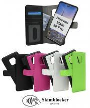 billigamobilskydd.seSkimblocker Magnet Wallet Huawei Mate 20 Pro