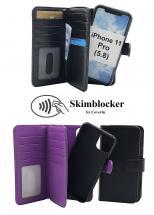 CoverInSkimblocker XL Magnet Fodral iPhone 11 Pro (5.8)