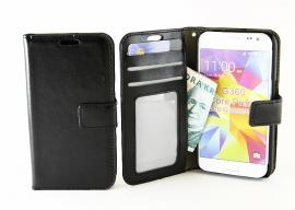billigamobilskydd.seCrazy Horse Wallet Samsung Galaxy Core Prime, Svart