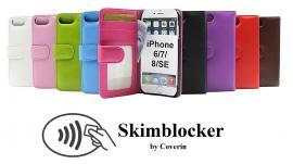 CoverInSkimblocker Plånboksfodral iPhone SE (2nd Generation)