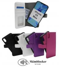billigamobilskydd.seSkimblocker Magnet Wallet iPhone Xs Max