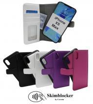CoverInSkimblocker Magnet Fodral iPhone Xs Max