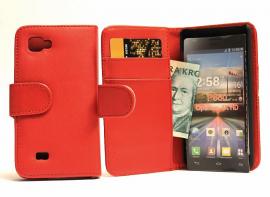 CoverInPlånboksfodral LG Optimus 4X HD