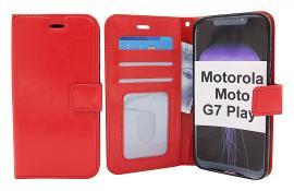 billigamobilskydd.seCrazy Horse Wallet Motorola Moto G7 Play