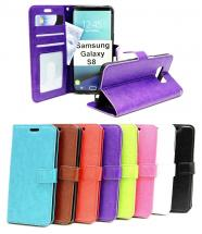 billigamobilskydd.seCrazy Horse Wallet Samsung Galaxy S8 (G950F)
