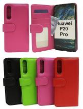 billigamobilskydd.sePlånboksfodral Huawei P20 Pro