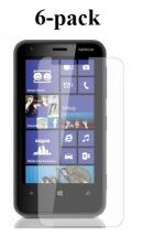 billigamobilskydd.seNokia Lumia 620 skärmskydd 6-pack