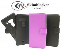 billigamobilskydd.seSkimblocker Magnet Wallet HTC U12 Plus / HTC U12+