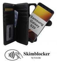 CoverInSkimblocker XL Magnet Fodral Samsung Galaxy S20 (G980F)