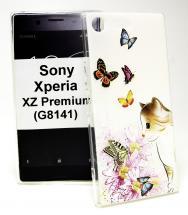 billigamobilskydd.seDesignskal TPU Sony Xperia XZ Premium (G8141)