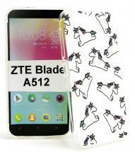 billigamobilskydd.seDesignskal TPU ZTE Blade A512