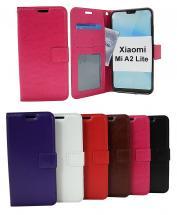 billigamobilskydd.seCrazy Horse Wallet Xiaomi Mi A2 Lite