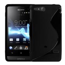 billigamobilskydd.seS-line skal Sony Xperia Go (st27i)